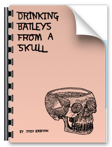 Drinking-Baileys-from-a-Skull