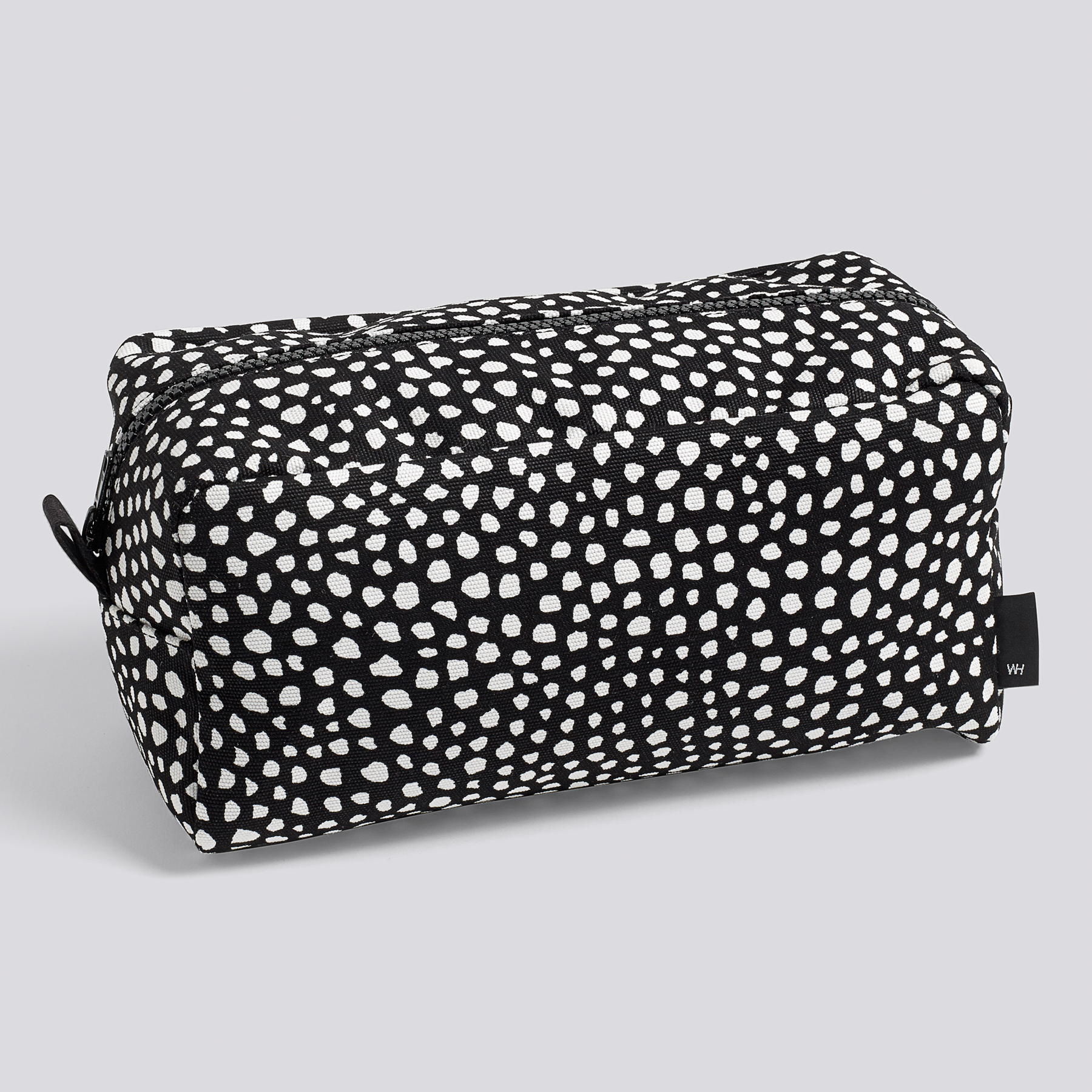 WH-Dot-Wash-Bag-L-black