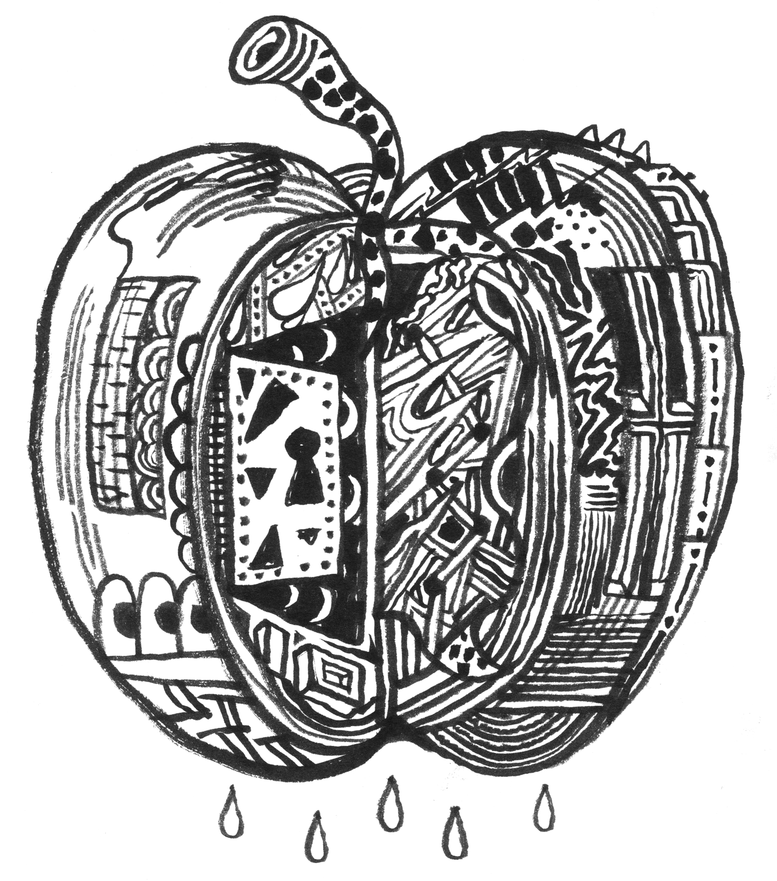 Mechanical-Apple
